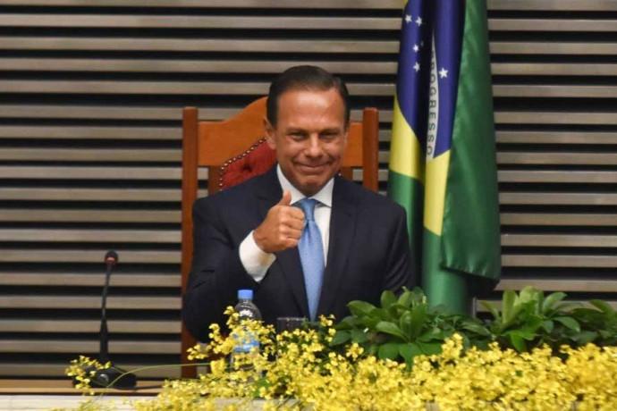 Líderes de facções ficarão isolados em presídios paulistas, diz Doria