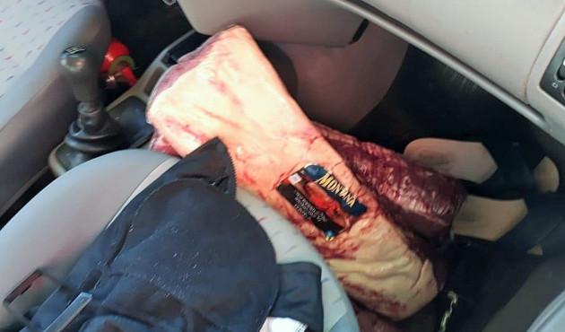 Polícia prende três por furto de carnes em Venceslau