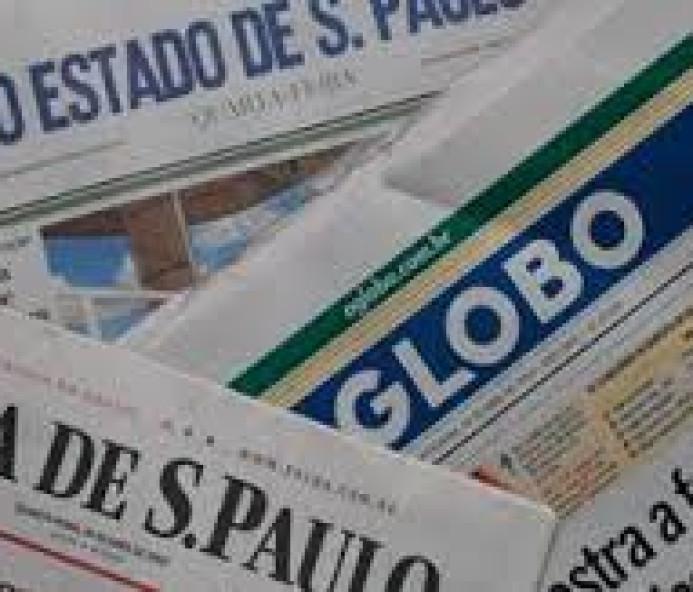 Confira as manchetes dos jornais desta quarta-feira