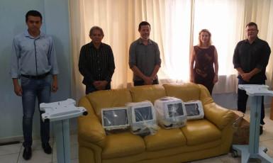 Prefeitura de Epitácio adquire 3 aparelhos respiradores para enfrentar possíveis casos de Coronavírus