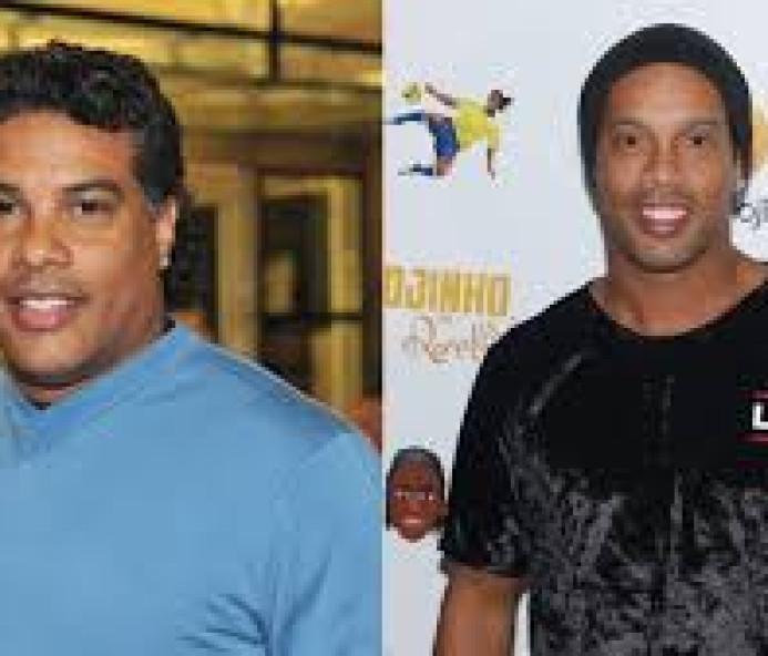 Ronaldinho e Assis pagam fiança milionária e vão para prisão domiciliar