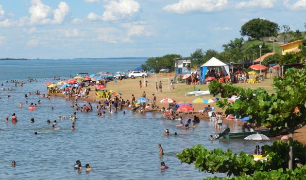 Jovem prudentino morre afogado no Rio Paraná em Epitácio