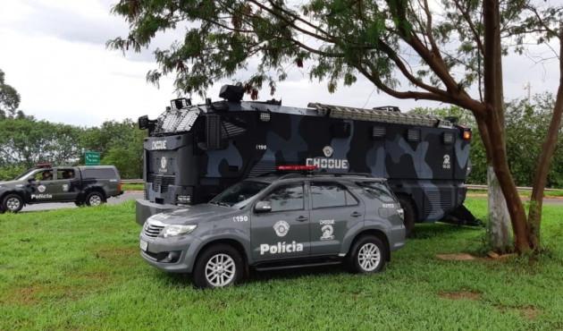 Polícia combate plano para resgatar Marcola da P2 em Venceslau