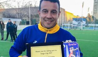 Ex-aluno da Unoeste é médico da Seleção Brasileira de Futebol PC