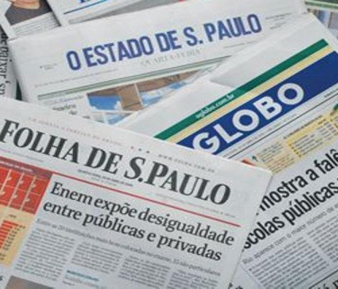 Veja as manchetes dos jornais desta terça