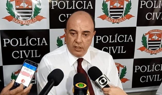 Nilson Carreira teve morte encomendada, afirma delegado