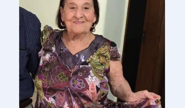Morre em Venceslau dona Olga Pipino da Cunha
