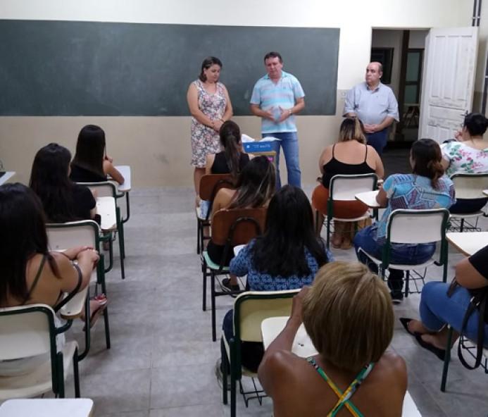 Assistência Social e Etec oferecem curso de maquiagem