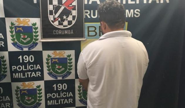 Venceslauense é preso por violência doméstica após fugir com filha menor