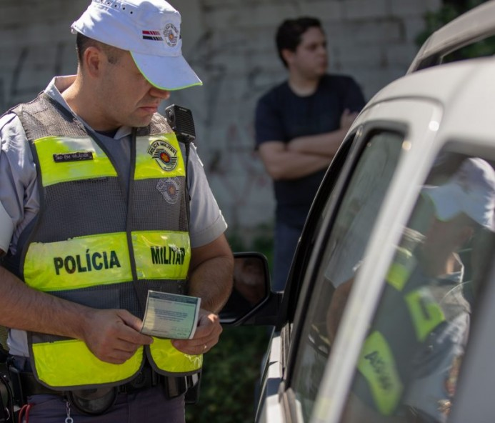 Policiais militares realizam 23ª edição da Operação São Paulo Mais Seguro