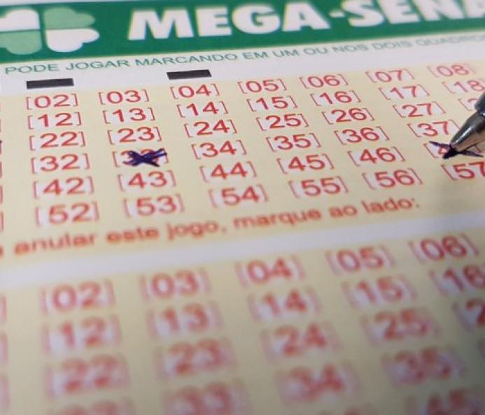 Mega-Sena sorteia prêmio acumulado de R$ 6,5 milhões nesta terça
