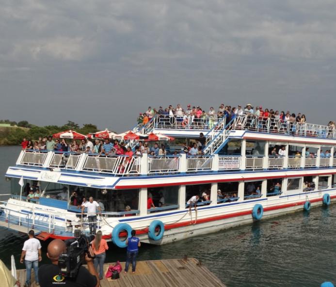 Travessia com barco Odisséia é cancelada devido problemas técnicos