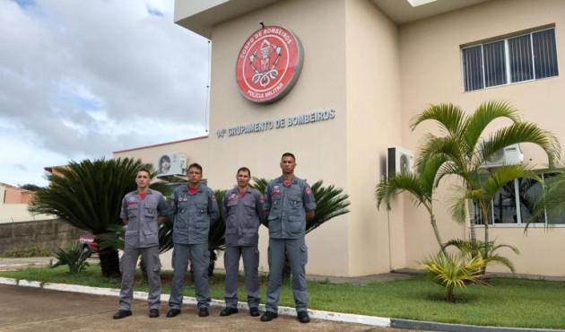 Bombeiro voluntário de Presidente Venceslau chega com equipe a Brumadinho