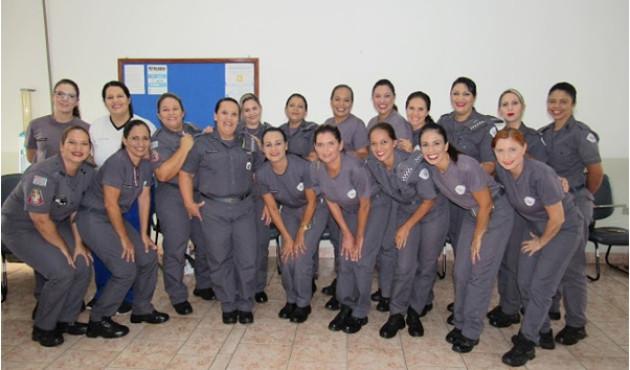 Batalhão da PM comemora o Dia do Policial Militar Feminino