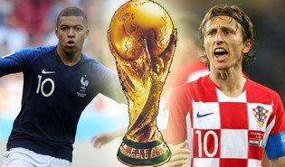 Final inédita da Copa promete muita emoção entre Croácia e França