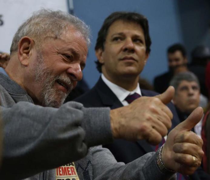 PT vai registrar Lula, mas já planeja sua substituição