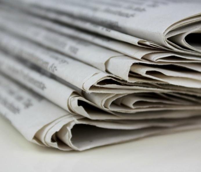 Veja o que é notícia nos jornais desta sexta-feira