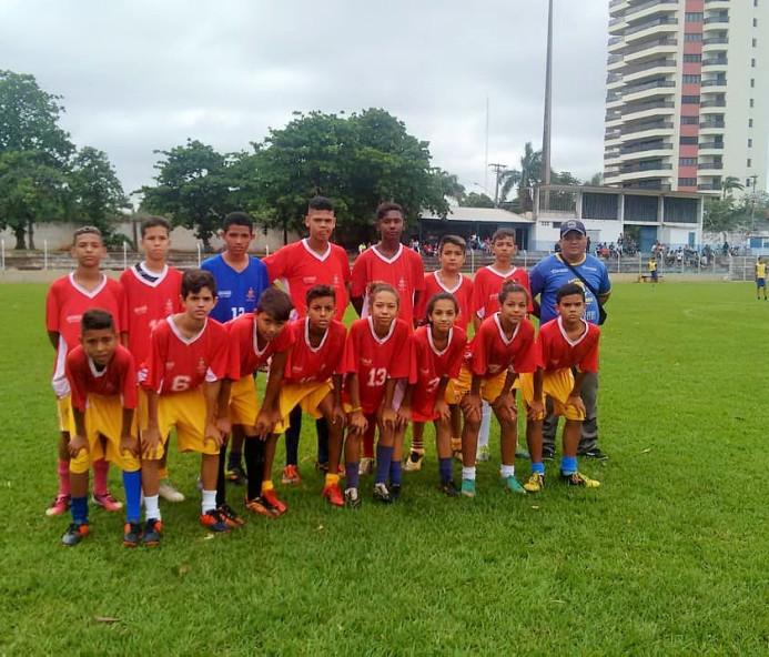 Iniciadas disputas do Torneio de Futebol Inter Escolinhas em Epitácio
