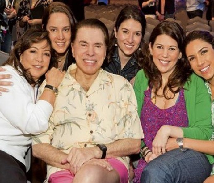 Arrasadas, filhas defendem Silvio após polêmica com Claudia Leitte