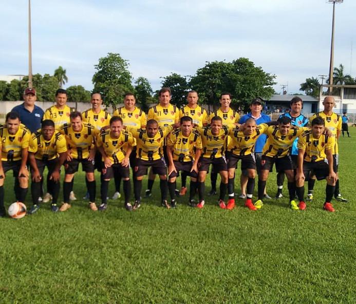 Definidas equipes semifinalistas do Campeonato Master 2018 na região