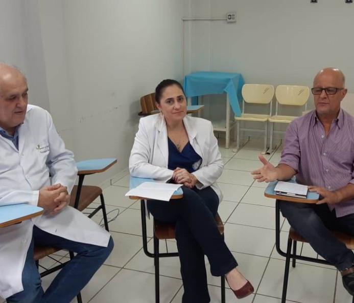 Santa Casa de PV confirma convênio que garante mais 8 meses de UTI