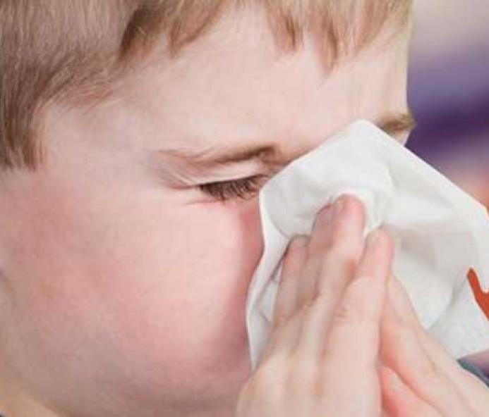 Conheça as alergias mais comuns na infância