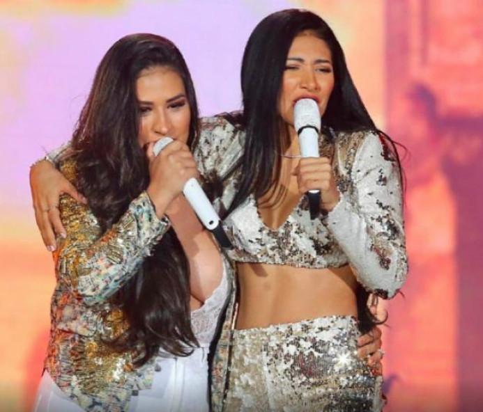 Simone e Simaria reaparecem juntas após afastamento dos palcos