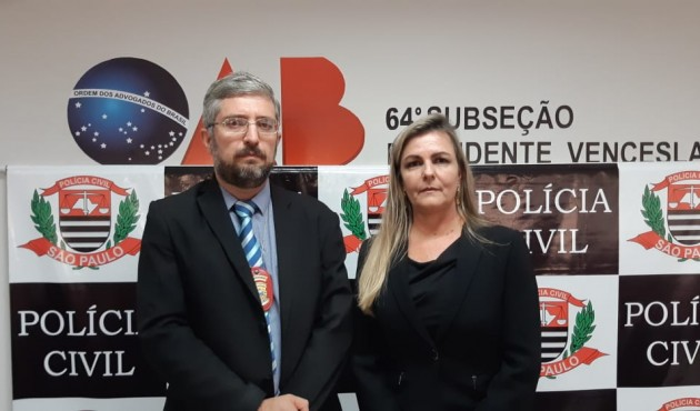 Investigação confirma conduta ética de Nilson Carreira, afirma presidente da OAB
