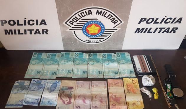 Adolescente é apreendido por tráfico de drogas e direção perigosa em Mirante