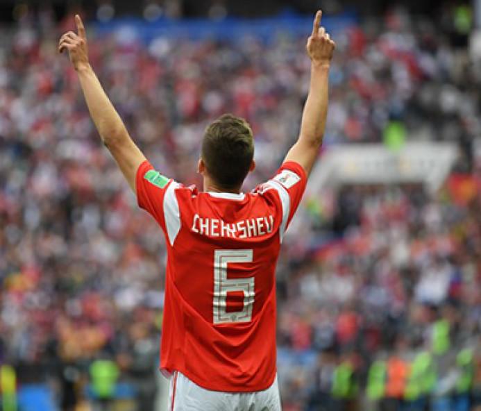 Rússia volta a campo e mais quatro times estreiam na Copa