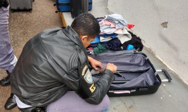 Peruana é presa com mais de 4 quilogramas de cocaína em Prudente