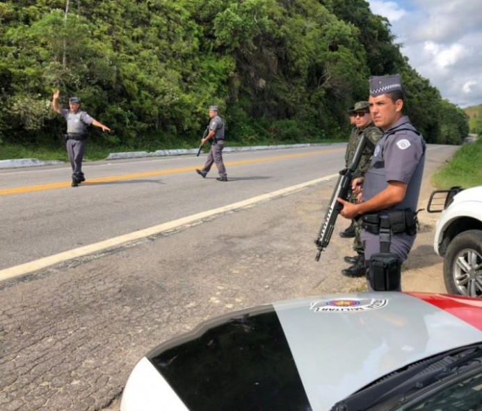 Operação Rodovia Mais Segura apreende mais de meia tonelada de drogas