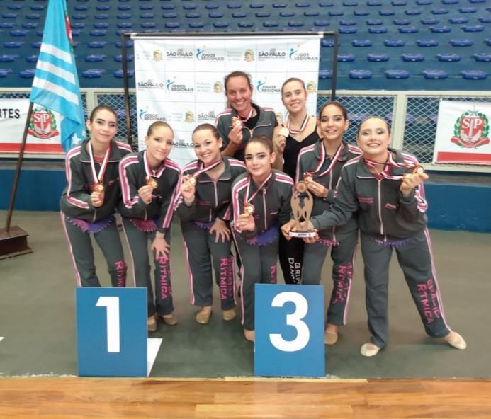 Oeste Paulista conquista primeiro pódio nos Jogos Regionais