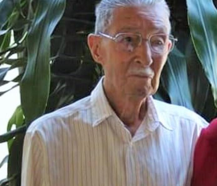 Manoel Junior morre aos 101 anos em Venceslau