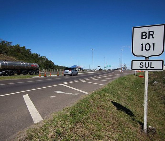 CCR vence leilão de concessão do trecho sul da BR-101