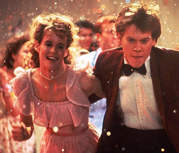 Estrelado por Kevin Bacon, 'Footloose – Ritmo Louco' invade a tela do Cine Bosque