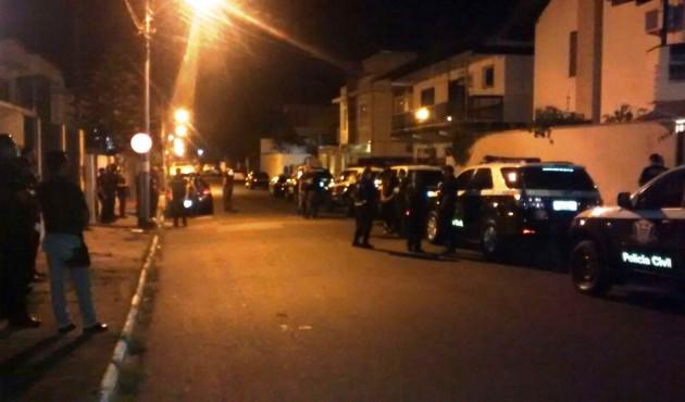 Polícia Civil faz reconstituição do assassinato de advogado em Venceslau