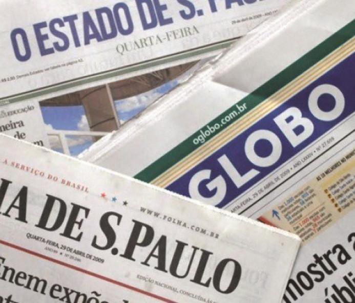 Veja o que é notícia nos jornais desta quinta-feira