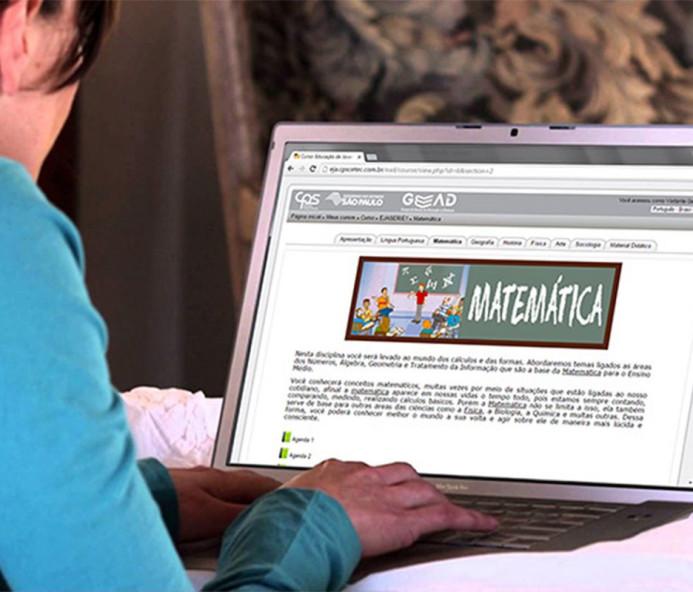 Centro Paula Souza abre inscrições para Ensino Médio EJA à distância